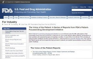 FDA_VoiceofPatient