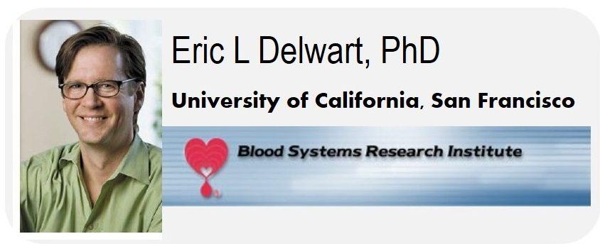 Eric L Delwart, PhD